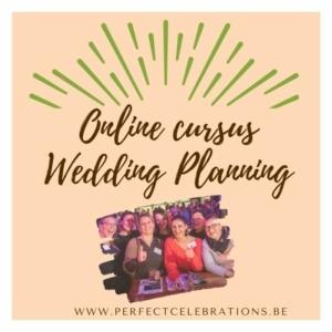 Online cursus Weddingplanning
